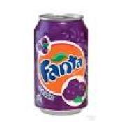 Fanta Cassis 33 cl.