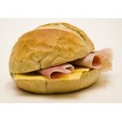 Italiaanse Bol Ham/Kaas