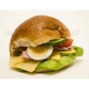 Zacht Broodje Gezond (Bruin)