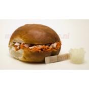 Zacht Broodje Filet Americain (Wit)
